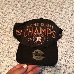 Brand New Astros 2017 World Series Cap